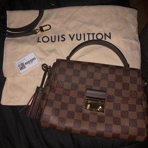 Louis Vuitton Croisette Purse